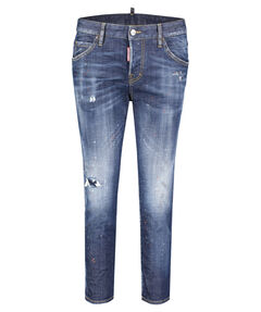 "Damen Jeans ""Cool Girl Cropped"" Slim Fit verkürzt"