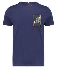 """Herren T-Shirt """"Crest Label Tee"""""""