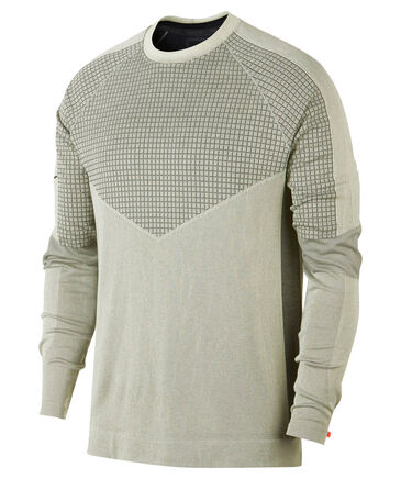 "Nike - Herren Fitness-Shirt ""Tech Pack"" Langarm"