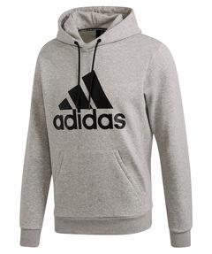 """Herren Kapuzen-Sweatshirt """"Must Haves Badge of Sport Fleece Pullover"""""""