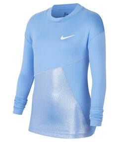 "Mädchen Trainingsshirt ""Nike Pro Warm"" Langarm"