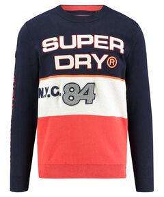 """Herren Sweatshirt """"Mega Logo"""""""