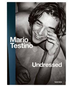 "Buch ""Mario Testino. Undressed"""