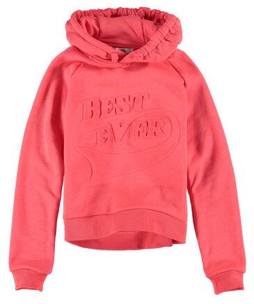 Garcia - Mädchen Sweatshirt mit Kapuze