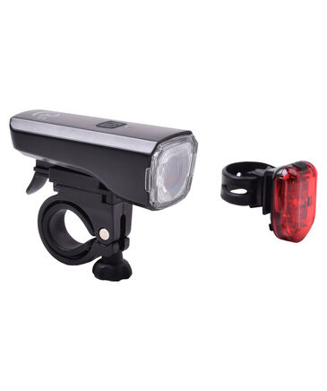 "RFR - Fahrrad Beleuchtungsset ""Tour 25 USB"""