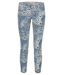 "Damen Golfhose ""Mona WR Print"" Regular Slim Fit verkürzt"