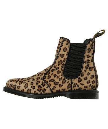 "Dr. Martens - Damen Chelsea Boots ""Flora Hair On"""