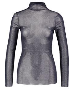 Damen Mesh-Shirt Langarm