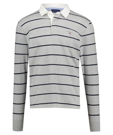 "Gant - Herren Poloshirt ""Breton"" Langarm"