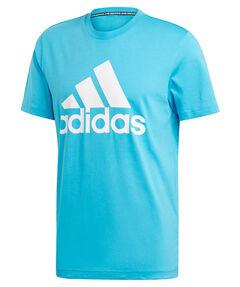 """Herren T-Shirt """"Must Haves Badge of Sport"""" Kurzarm"""