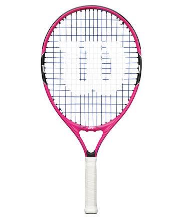 """Wilson - Kinder Tennisschläger """"Burn Pink 21"""" - besaitet"""
