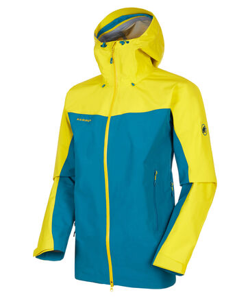"Mammut - Herren Trekkingjacke ""Crater HS Hooded Jacket Men"""