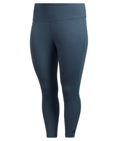 "Damen Tight ""Alphaskin Heat.Rdy"" 7/8-Lang - Plus Size"