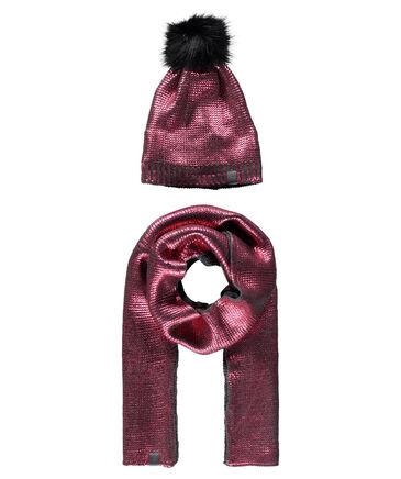 Wellensteyn - Damen Mütze und Schal