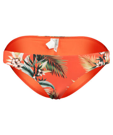 "Seafolly - Damen Bikinihose ""Ocean Alley Hipster Tangelo"""