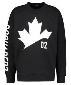 "Herren Sweatshirt ""Logo Big Maple Leaf """