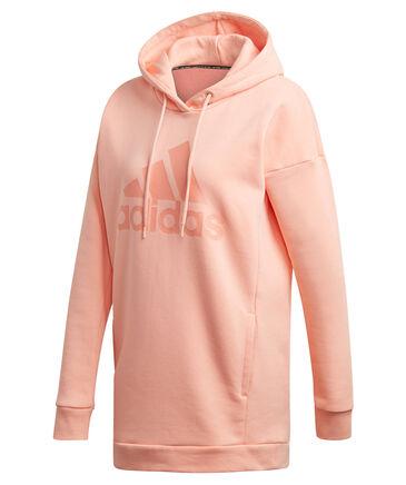 "adidas Performance - Damen Kapuzen-Sweatshirt  ""Must Haves Badge of Sport Logo Hoodie"""