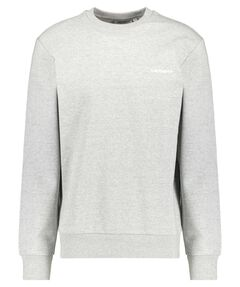 """Herren Sweatshirt """"Script Embroidery"""""""
