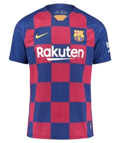 "Herren Trikot ""FC Barcelona 2019/20 Stadium Home"" Kurzarm - Replica"