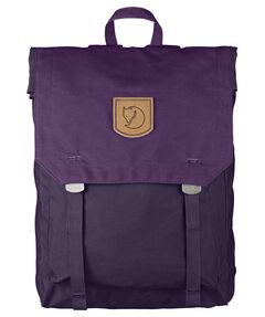 """Tagesrucksack """"Foldsack No.1"""" alpine purple / amethyst"""