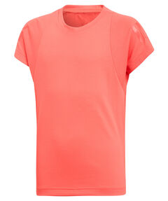 "Mädchen Fitness-Shirt ""YG ID Franch"" Kurzarm"