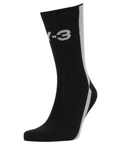 """Socken """"Y-3 Logo"""""""