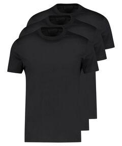 Herren T-Shirts Slim Fit 3er-Pack
