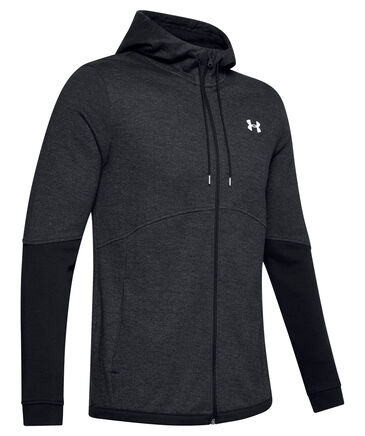 "Under Armour - Herren Sweatjacke ""Double Knit"" mit Kapuze"