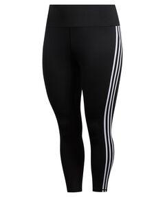 Damen Fitness-Tights 7/8-Länge - Plus Size