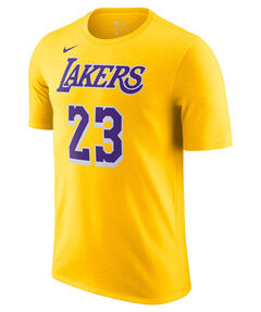 "Herren Basketballshirt ""Lakers Nike NBA"""