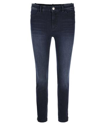 Marc Cain - Damen Jeans Skinny Cropped Regular Fit verkürzt