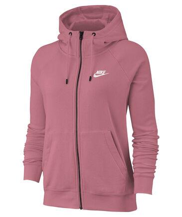Nike - Damen Sweatjacke mit Kapuze