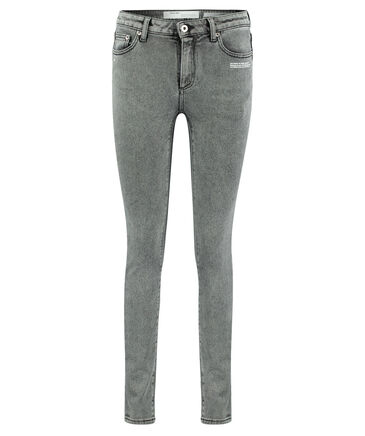 Off-White - Damen Jeans Skinny Fit