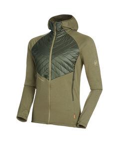 """Herren Fleecejacke """"Aconcagua Light Hybrid ML Hooded Jacket"""""""