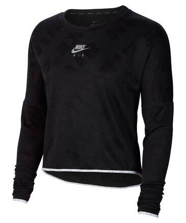"Nike - Damen Laufshirt ""Air Crew Midlayer"" Langarm"