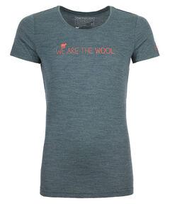 """Damen Bergshirt """"185 Merino Wool"""""""