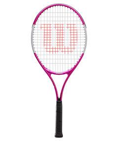 "Kinder Tennisschläger ""Ultra Pink 25"" besaitet"