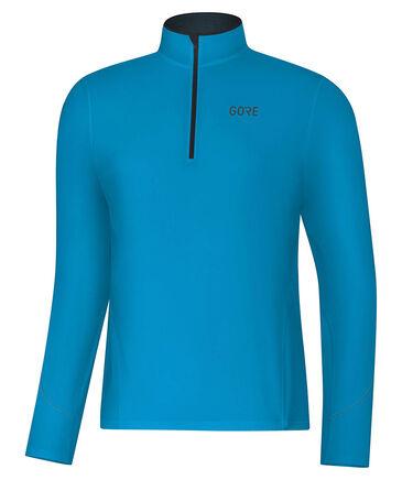 """GORE® Wear - Herren Laufshirt """"R3 Longsleeve Zip Shirt"""""""