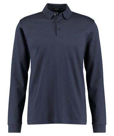 """BOSS - Herren Poloshirt """"Pado 11"""" Langarm"""