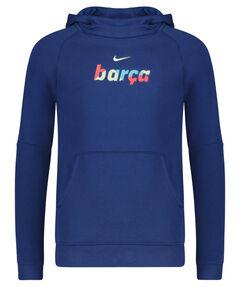"Kinder Sweatshirt ""FC Barcelona Big Kids"" mit Kapuze"
