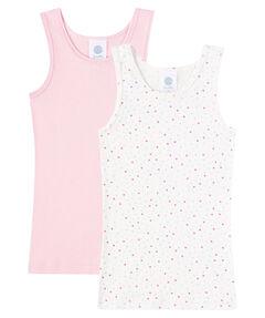 Mädchen Kleinkind Unterhemd