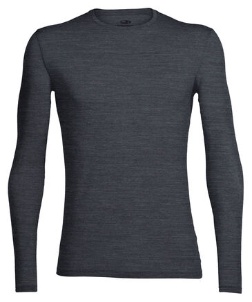 "Icebreaker - Herren Funktionsunterhemd / Langarmshirt ""Men's Anatomica Long Sleeve Crewe"""