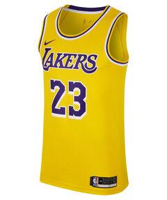 "Herren Basketball-Trikot ""LeBron James Association Edition Swingman (Los Angeles Lakers)"""