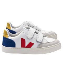 """Kinder Sneaker """"V-12 Multico Indigo"""""""