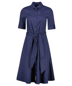 Damen Blusenkleid Kurzarm