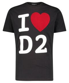 """Herren T-Shirt """"I love dsq"""""""