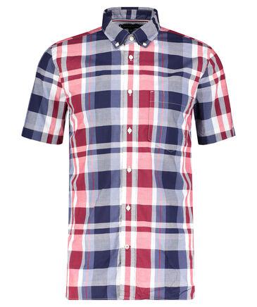 Tommy Hilfiger - Herren Hemd Regular Fit Kurzarm