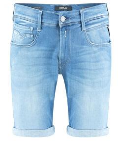 "Herren Jeans-Bermudas ""Anbass Short"" Slim Fit"