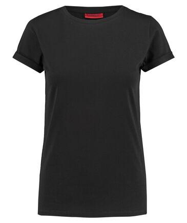 "HUGO - Damen T-Shirt ""The Plain"" Kurzarm"