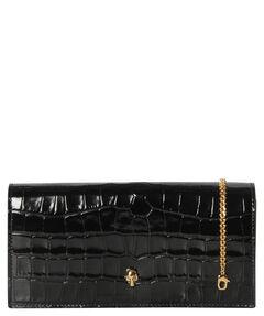 """Damen Handtasche """" Wallet on Chain"""""""